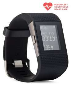Fitbit Surge GPS & HR Activity £111.99 @ M&S