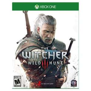 Witcher 3, xbox and ps4 - £22 at Tesco