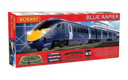 Hornby R1139 Blue Rapier Train Set £49.99 @ hornby