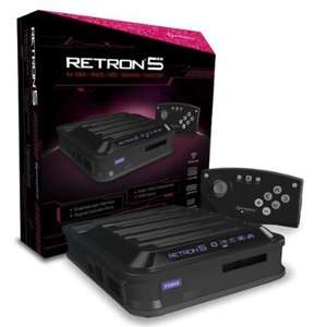 Hyperkin RetroN 5 Retro Video Gaming System (5 in 1) £106.88 @ Amazon