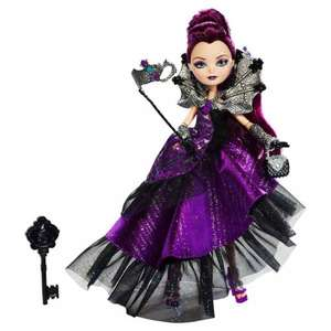 Ever after high raven queen doll £7 at smyths, two others available at £7