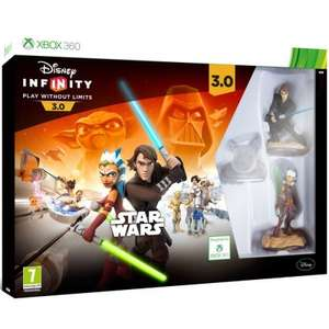 CONFIRMED - Xbox 360 Disney Infinity 3.0 Clone Wars Starter Pack. £17.50 on Black Friday