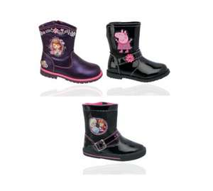 Deichmann 50% off footwear Sale - includes kids character Boots £11.49 - Free Delivery