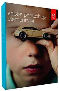 Photoshop Elements 14 & FREE DIGITAL CAMERA - Amazon now price matched John Lewis and Currys - £39.99