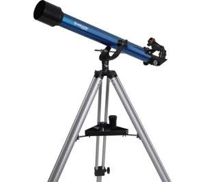 MEADE Infinity 600 AZ Refractor Telescope - Blue £39.99 reduced from £99.99 @ Currys