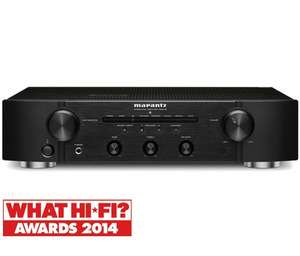 MARANTZ PM6005 Black Stereo Amplifier - £249 @ Richer Sounds