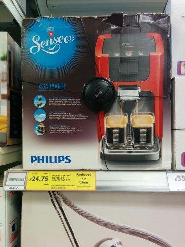 Philips Senseo Coffee Machine Deals Cheap Price Best