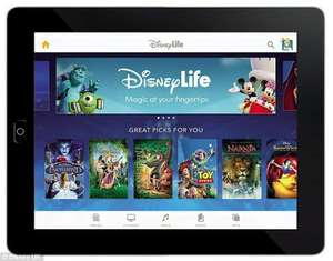 One month FREE trial of DisneyLife (new streaming service, £9.99 thereafter)
