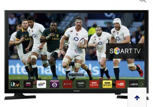 Samsung UE40J5200  Smart 40' LED TV PCW £299 @ Currys