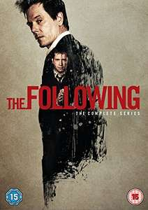 The Following: Complete Seasons 1-3 DVD Boxset £17.99 (Free P & P) Black Friday Deal @ The Entertainment Store on ebay