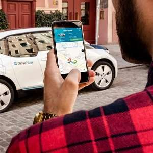 DriveNow Car Sharing - Free registration (Usually £29)