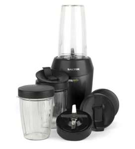 1000W Salter Nutri-pro blender/ bullet in black 1L capacity @ Robert Dyas now only £34.99 saving £115 RRP