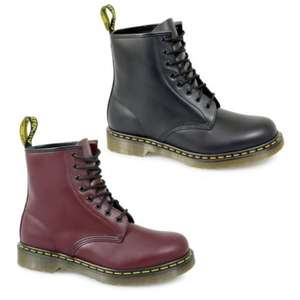 Dr Martens 1460 Black & Cherry £63 inc delivery @ Shuperb
