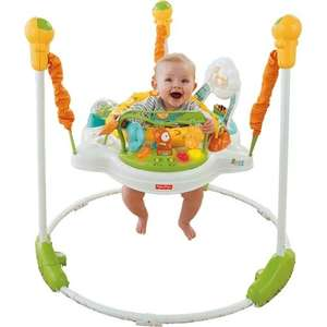 Fisher Price rainforest Sunny Days Jumperoo £49.99 delivered @ ToysRUs