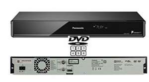 Latest Panasonic DVD Recorder £259.89 at Electrical Discount UK
