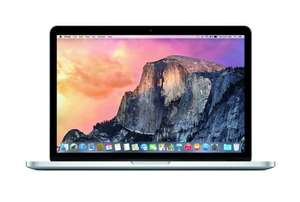 "Apple MacBook Pro with Retina Display, MF839B/A, Core i5, 128GB, 8GB RAM, 13.3"" £799 Zavi Outlet Ebay"