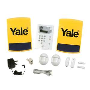 Yale Premium Wireless Alarm Kit HSA 6400 £129.99 @ Screwfix