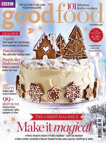 BBC Good Food Magazine £5 for 5 issues @ BuySubscriptions.com - Secret Santa/Stocking Filler Idea