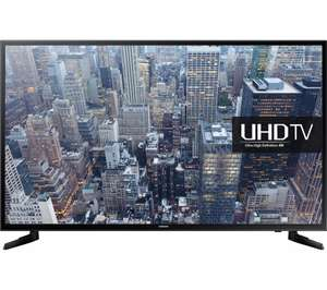 "SAMSUNG UE43JU6000 Smart Ultra HD 4k 43"" LED TV £399 @ Currys"