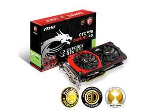 MSI GTX 970 GAMING & Z170 GAMING M5 Bundle £348.99 incl. delivery @ Dabs