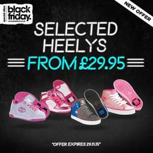 Heely's in Black Friday Sale at Skate Hut
