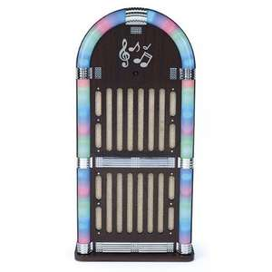 in tempo bluetooth speaker retro jukebox only  £49.99 at TJ Hughes