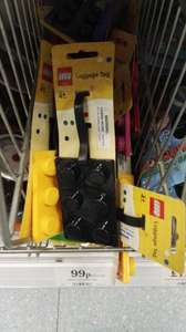 Lego luggage tag 99p @ Home Bargains