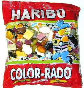 1kg bag of Haribo colorado. £2.99 Instore @ B&M