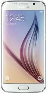 FREE Samsung Galaxy S6 (No upfront cost) £29.99/month, Unlimited Minutes, Texts and 4GB 4G Data (Double Speed 4G, Inclusive Roaming) + £33 quidco @ Direct Mobiles