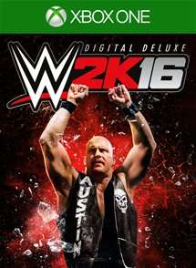 WWE 2K16 Digital Deluxe Edition XBOX ONE £53.59 @ Xbox Marketplace (Further Discount in Other Regions)