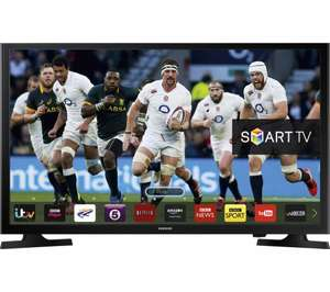 "SAMSUNG UE48J5200 A+ Rated /  Full HD  / USB / Smart 48"" LED TV now £399! Delivered @ Currys"