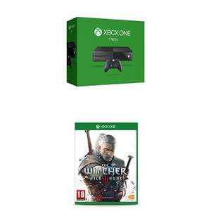 Xbox One 1TB Console with The Witcher 3: Wild Hunt £269 @ Amazon lightning