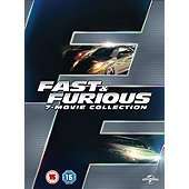 Fast & Furious 7 DVD boxset Tesco - £16 instore (Black Friday Deal)