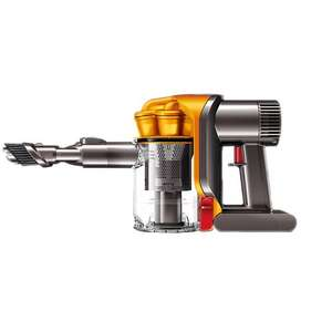 Dyson DC34 Handheld Vacuum Cleaner with 2 year Guarantee £99.99 with Free Next Day Delivery at Dyson