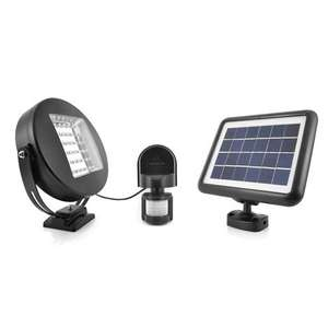 Eye Solar Security Light £21.98 Delivered