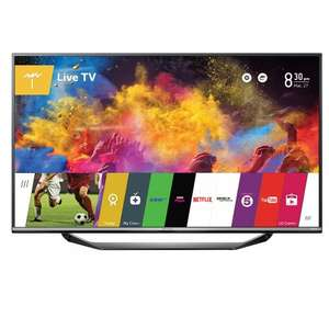 "John Lewis 55JL9100 55"" LED 4K Ultra-HD Smart TV, with Freeview HD and Built-In Wi-Fi - 5 Year Guarantee £749"