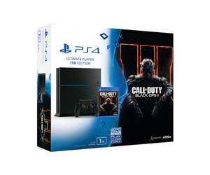 Call of Duty: Black Ops III PS4 Bundle, 500GB + Fifa 16 + Until Dawn - £289 @ Tesco Direct