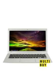 Toshiba Chromebook 2 (2GB RAM) £199 @ Very