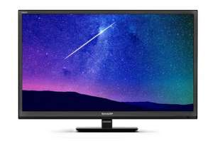 Sharp LC-22DFE4011K 22-Inch Widescreen 1080p Full HD TV with Freeview and Buit In DVD Player £109.99 @ Amazon