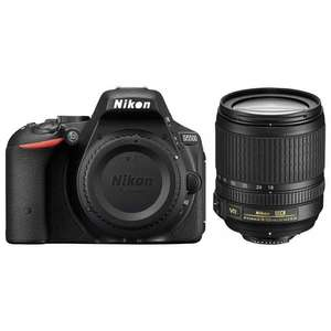 Nikon D5500 18-105mm kit & Free accessory kit @ John Lewis, £599 Black Friday Deal (£549 after cashback)