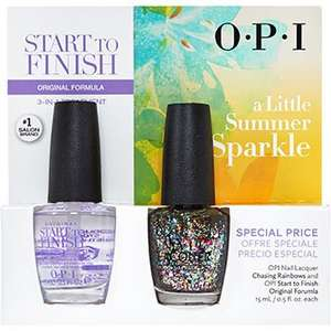 OPI A Little Summer Sparkle Nail Polish Set £7.99 @ TKMaxx