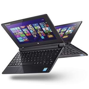 "Lenovo Flex 10.1"" Touchscreen Laptop 320GB HDD / 4GB RAM £159.83 Delivered @ QVC"