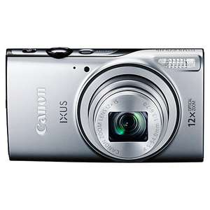 Canon IXUS 275 HS WIFI Digital Camera, 20MP, Full HD 1080p, NFC £99.00 @ John Lewis