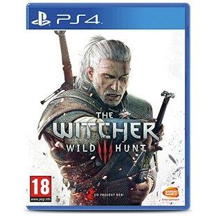 the witcher 3 : wild hunt PS4 £23.50 @ argos