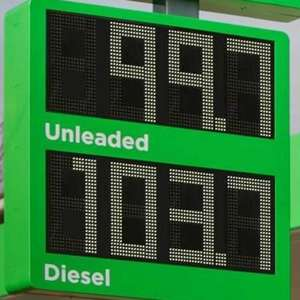 Petrol 99.7p Per Litre & Diesel 103.7p at Asda From 12pm Friday (Ends Sunday)