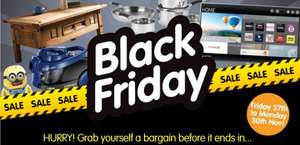 B&M black friday deals, self balance board £199.99