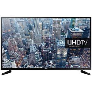 "Samsung UE40JU6000 LED 4K Ultra-HD Smart TV, 40"" with Freeview HD and Built-In Wi-Fi + 5 Year warranty"