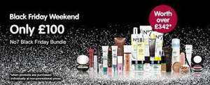 Boots No7-Ultimate Black Friday Bundle £100