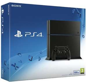 Playstation 4 500GB Console [C-Chassis Model] With Watch Dogs - £211.20 - Gamestop.ie