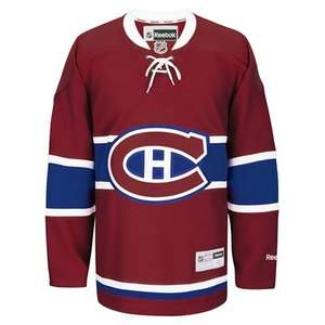 NHL Shop - 25% off all Jerseys